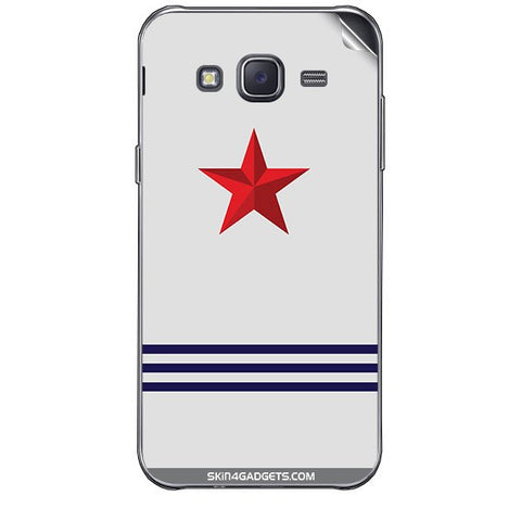 Star Strips For SAMSUNG GALAXY J7 Skin