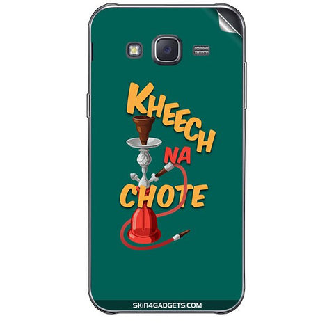 Kheech na Chote For SAMSUNG GALAXY J7 Skin
