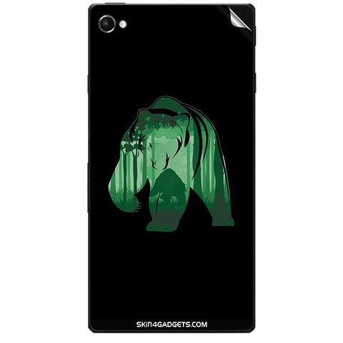 Bear For SONY XPERIA C3 DUAL  (s55t) Skin