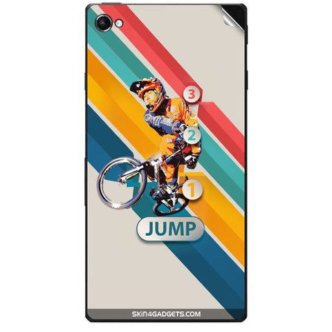 1 2 3 Jump For SONY XPERIA C3 DUAL  (s55t) Skin