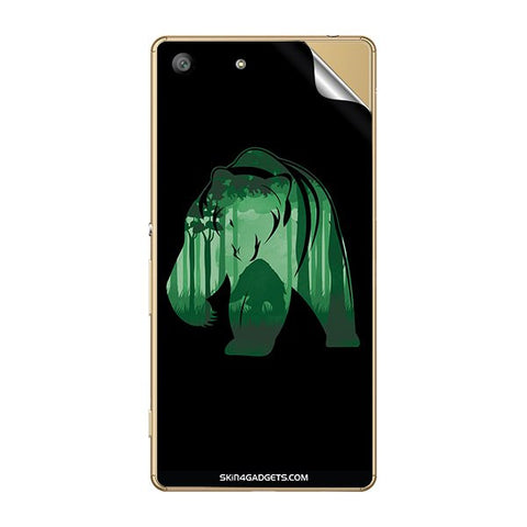 Bear For SONY XPERIA M5 Skin