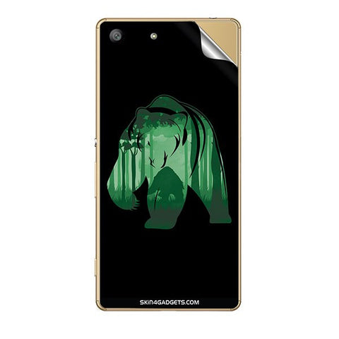 Bear For SONY XPERIA Z5 DUAL Skin