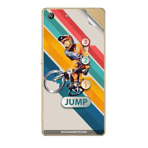 1 2 3 Jump For SONY XPERIA Z5 DUAL Skin