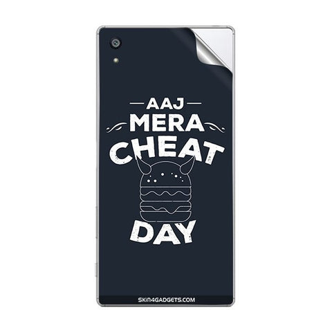 Aaj Mera Cheat Day For SONY XPERIA Z5 PRIMIUM Skin