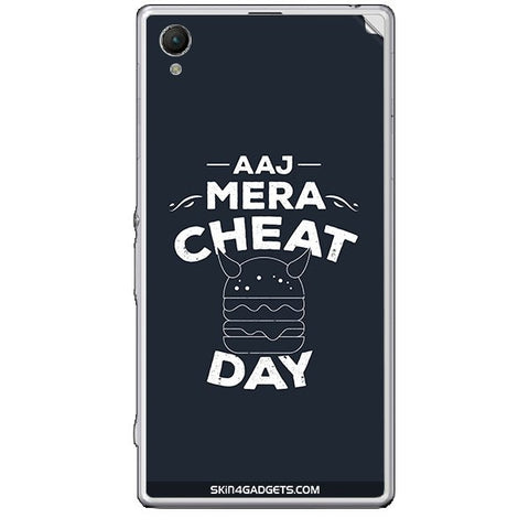 Aaj Mera Cheat Day For SONY XPERIA Z1 COMPACT (M51w) Skin