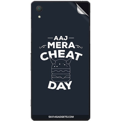 Aaj Mera Cheat Day For SONY XPERIA Z2 (L50w) Skin
