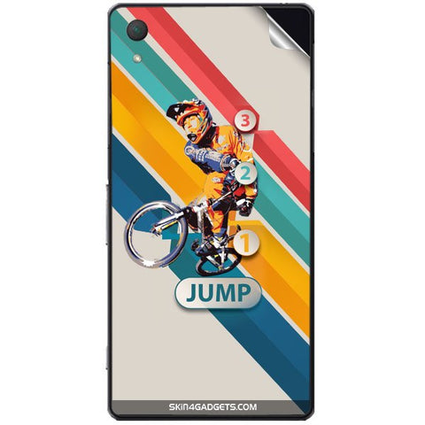 1 2 3 Jump For SONY XPERIA Z2 (L50w) Skin