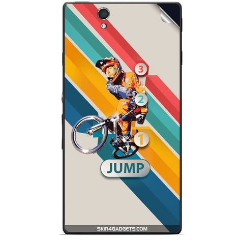 1 2 3 Jump For SONY XPERIA Z (L36h) Skin
