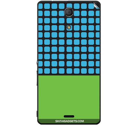 Boxes For SONY XPERIA ZR (M36H) Skin