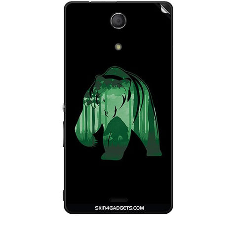 Bear For SONY XPERIA ZR (M36H) Skin