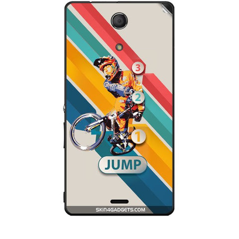 1 2 3 Jump For SONY XPERIA ZR (M36H) Skin