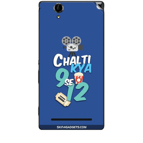 Chalti Kya 9 se 12 For SONY XPERIA T2 ULTRA Skin