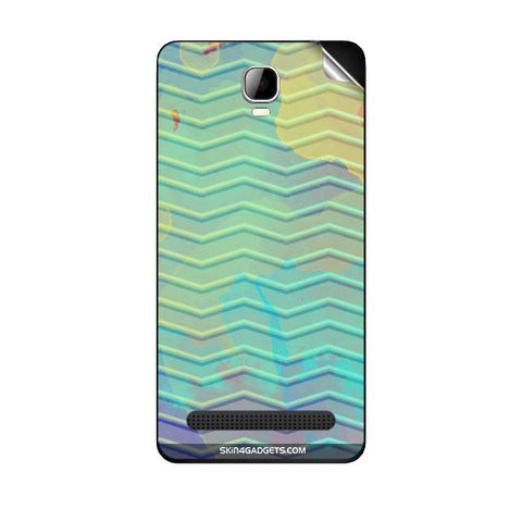 Colourful Waves For SPICE MI 506 STELLAR METTLE ICON Skin