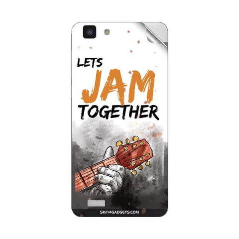 Lets Jam Together For VIVO XSHOT Skin