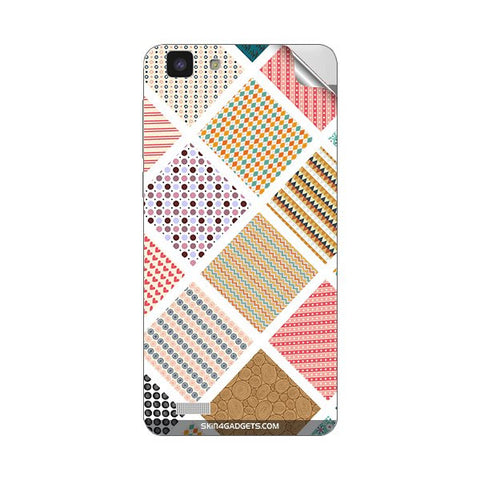 Varied Pattern For VIVO XSHOT Skin