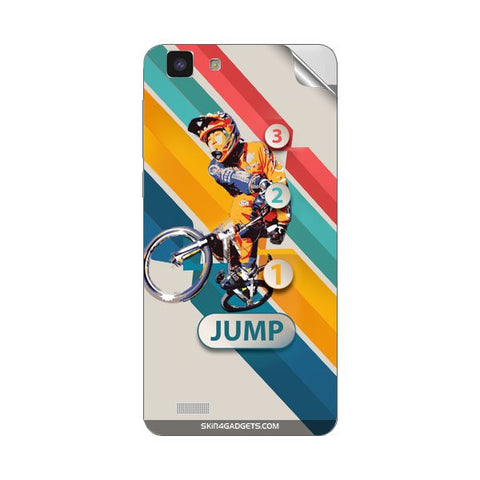 1 2 3 Jump For VIVO XSHOT Skin