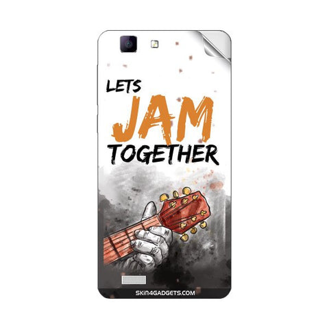 Lets Jam Together For VIVO X3L Skin