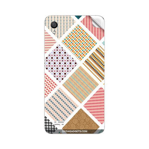 Varied Pattern For VIVO Y11 Skin