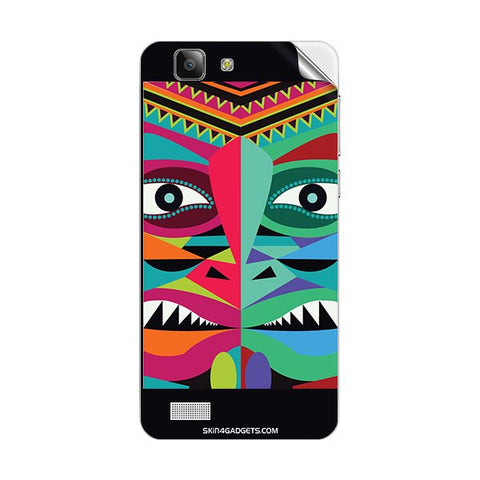 Tribal Face For VIVO Y28 Skin