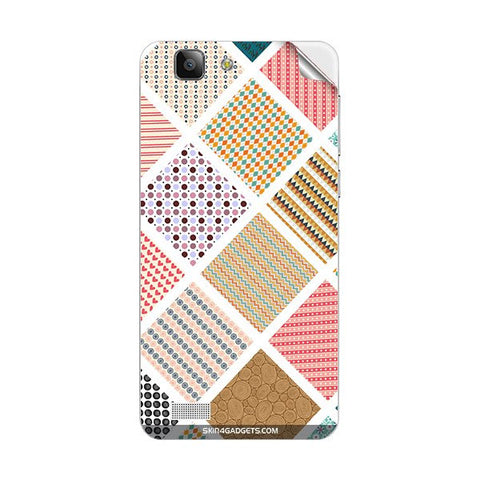 Varied Pattern For VIVO Y28 Skin