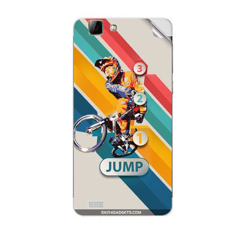 1 2 3 Jump For VIVO Y31 Skin