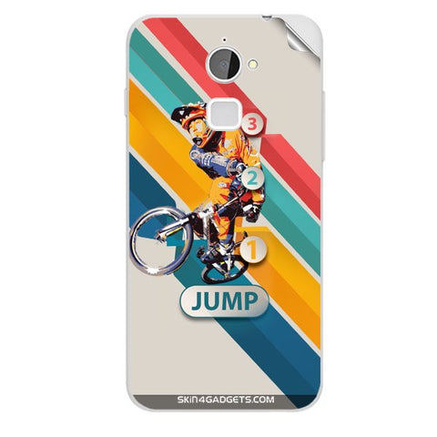 1 2 3 Jump For COOLPAD NOTE 3 LITE Skin - skin4gadgets