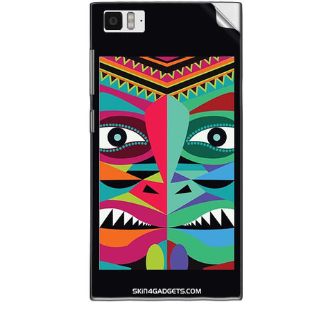 Tribal Face For XIAOMI MI 3 Skin