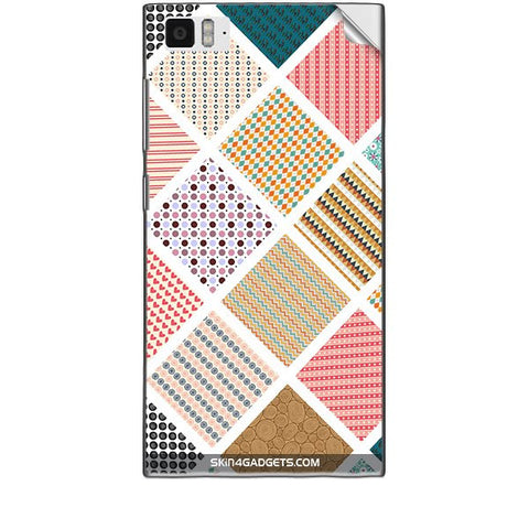 Varied Pattern For XIAOMI MI 3 Skin