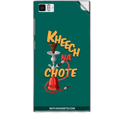 Kheech na Chote For XIAOMI MI 3 Skin