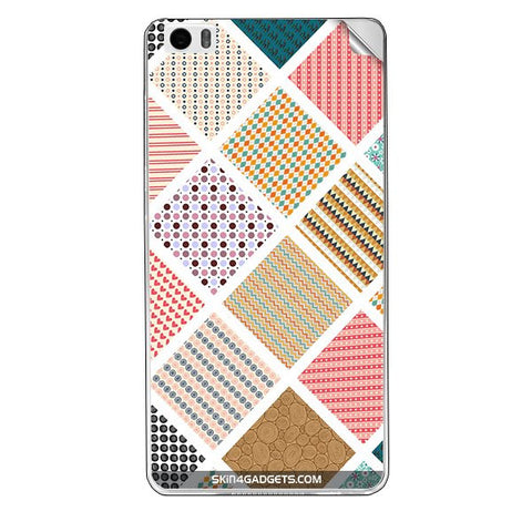 Varied Pattern For XIAOMI REDMI NOTE PRO Skin
