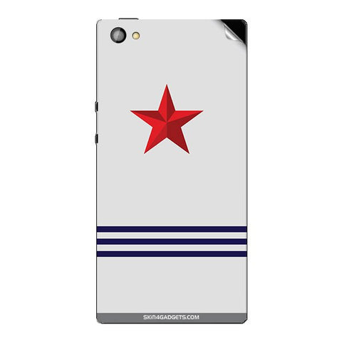 Star Strips For XOLO CUBE 5.0 Skin