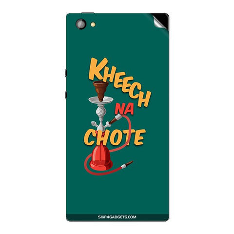 Kheech na Chote For XOLO CUBE 5.0 Skin