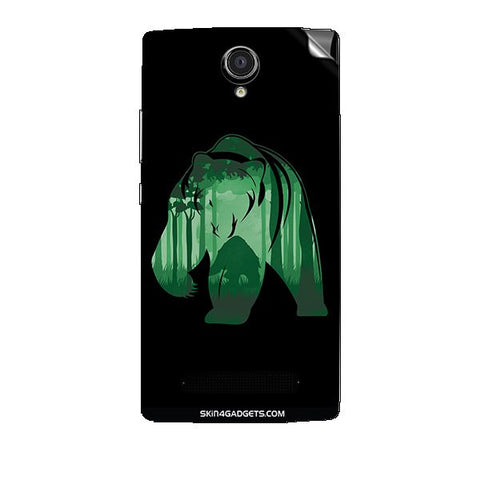 Bear For XOLO LT2000 Skin
