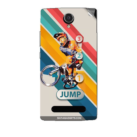 1 2 3 Jump For XOLO LT2000 Skin
