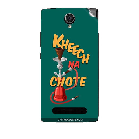 Kheech na Chote For XOLO LT2000 Skin