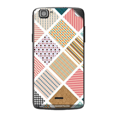 Varied Pattern For XOLO ONE Skin