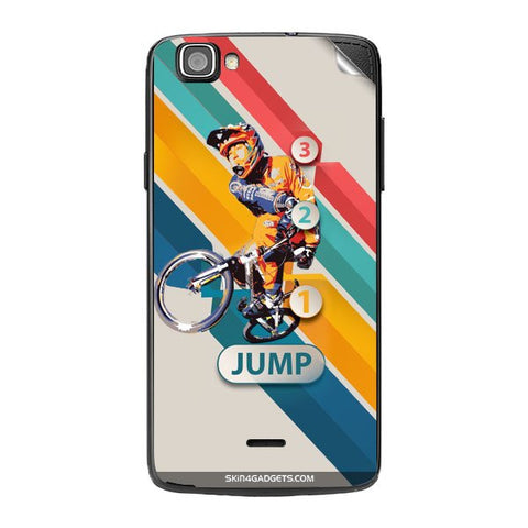 1 2 3 Jump For XOLO ONE Skin