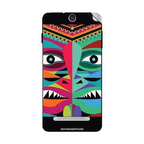 Tribal Face For XOLO PLAY 8X 1100 Skin
