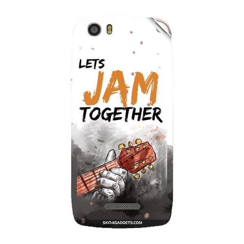 Lets Jam Together For XOLO Q700S Skin