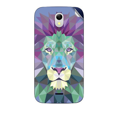 Magestic Lion For GREENBERRY HITECH A2 AIR Skin