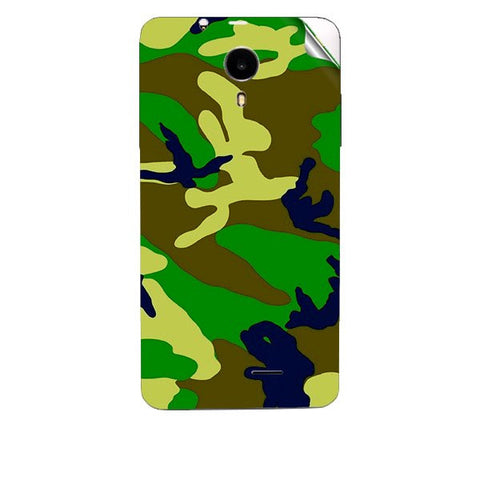 Camouflage - Green For GREENBERRY P8 Skin