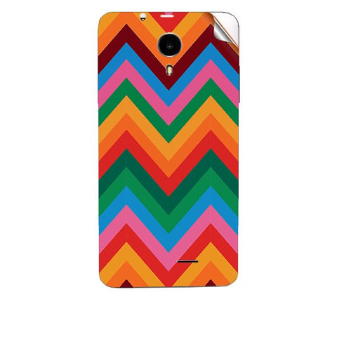 Colored Chevron For GREENBERRY P8 Skin