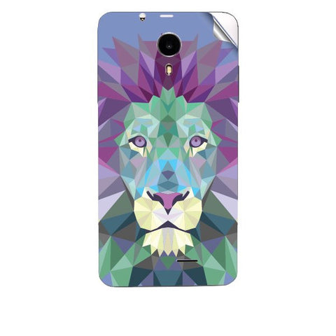 Magestic Lion For GREENBERRY P8 Skin