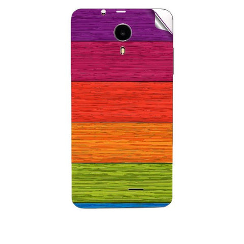 Multicolor Wooden Planks For GREENBERRY P8 Skin