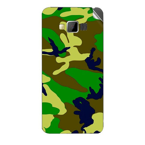 Camouflage - Green For GREENBERRY SWIPE KONNECT 4 Skin