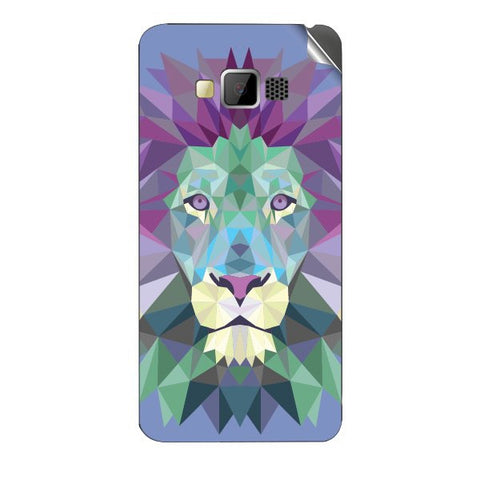 Magestic Lion For GREENBERRY SWIPE KONNECT 4 Skin