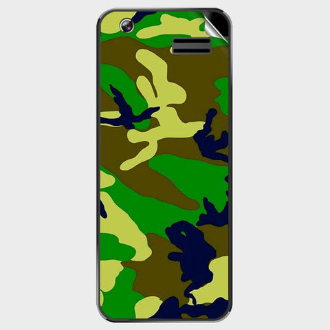 Camouflage - Green For GREENBERRY TRENDY T1 Skin