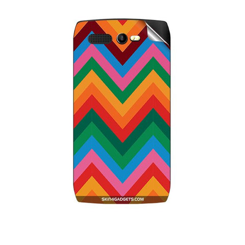 Colored Chevron For KARBONN A1 PLUS Skin