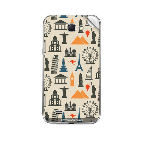Wonders of the World For KARBONN A25 Skin