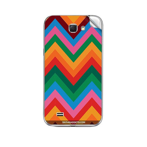 Colored Chevron For KARBONN A25 Skin